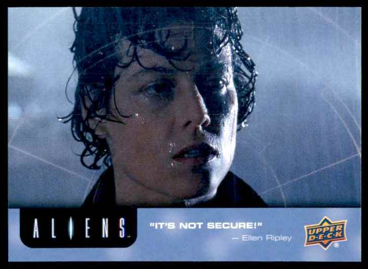 2018 Aliens Are You All Right? #33 card front image