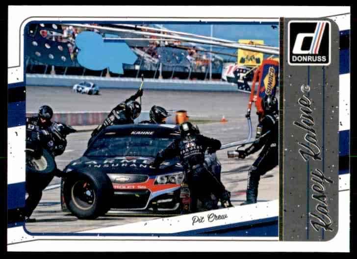 2017 Donruss Kasey Kahne #99 card front image