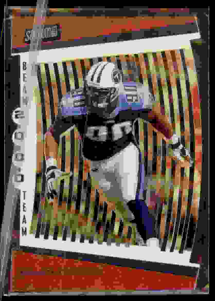 2000 Stadium Club Beam Team Jevon Kearse #BT4 card front image