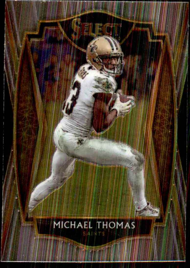 2020 Select Michael Thomas #135 card front image