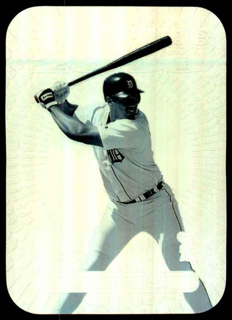 2000 Bowman's Best Franchise 2000 Juan Gonzalez #F5 card front image