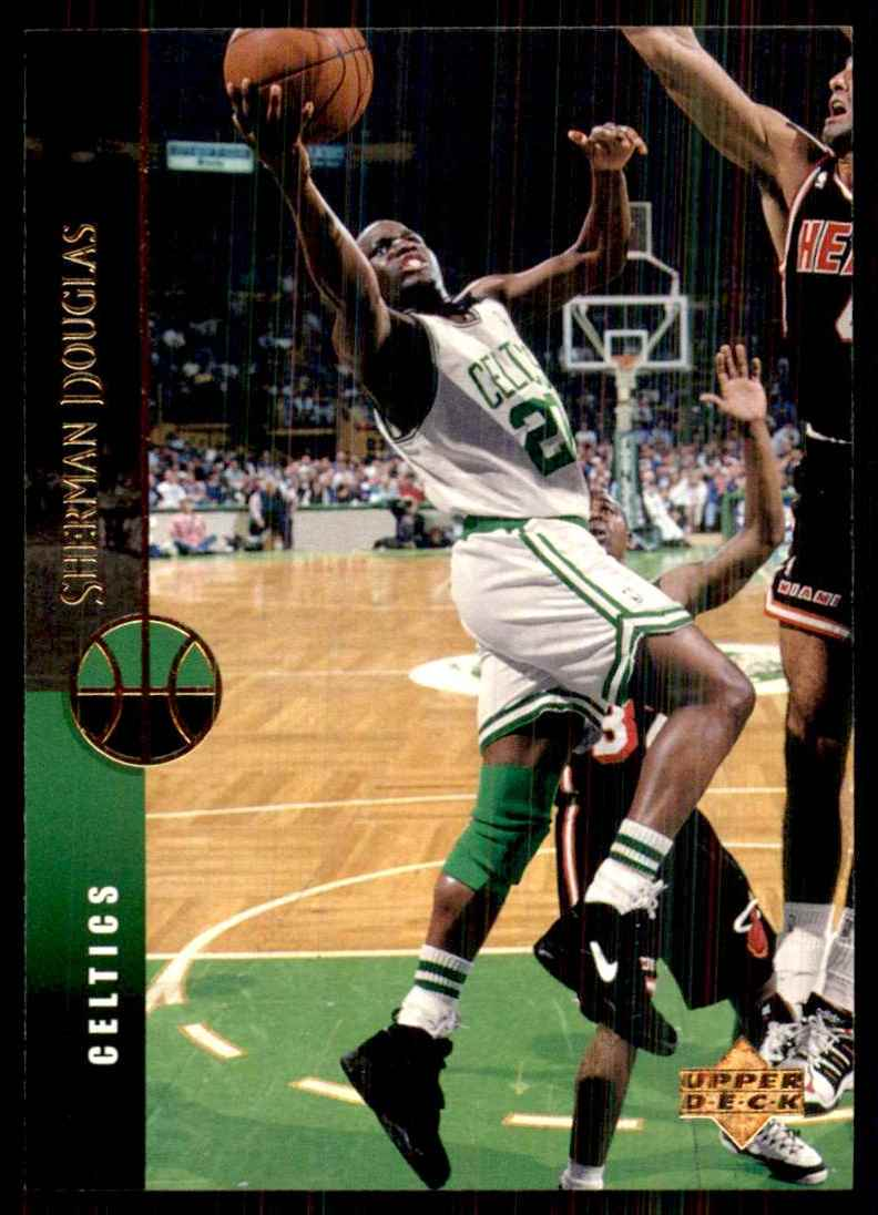 1994-95 Upper Deck Sherman Douglas #71 card front image