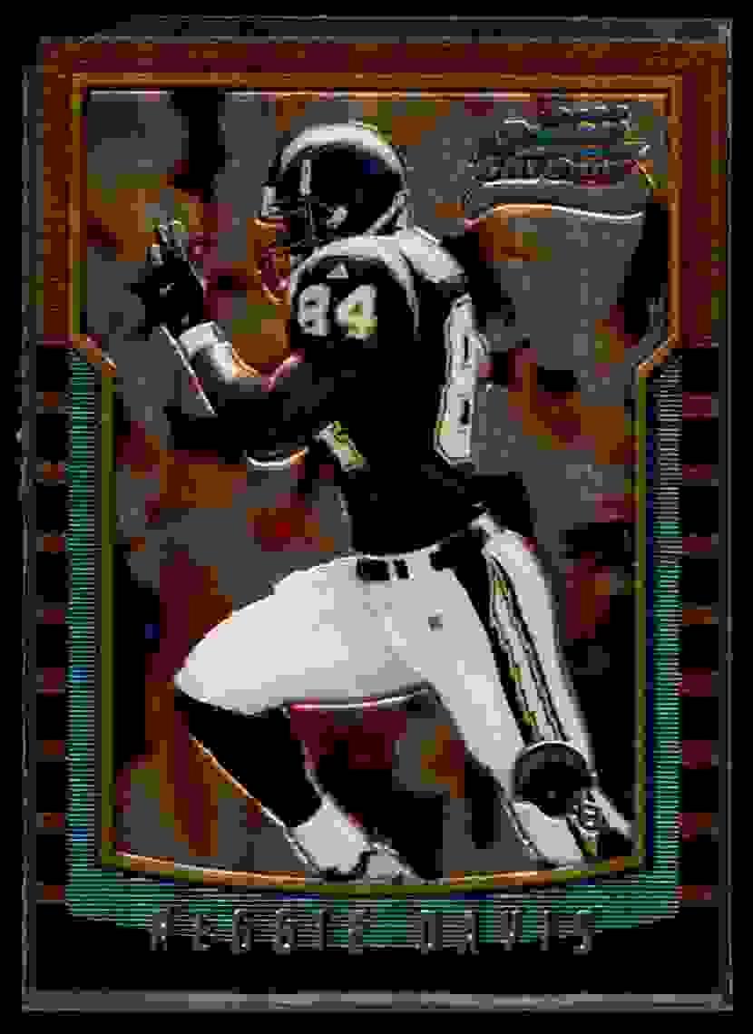 2000 Bowman Chrome Reggie Davis #265 card front image