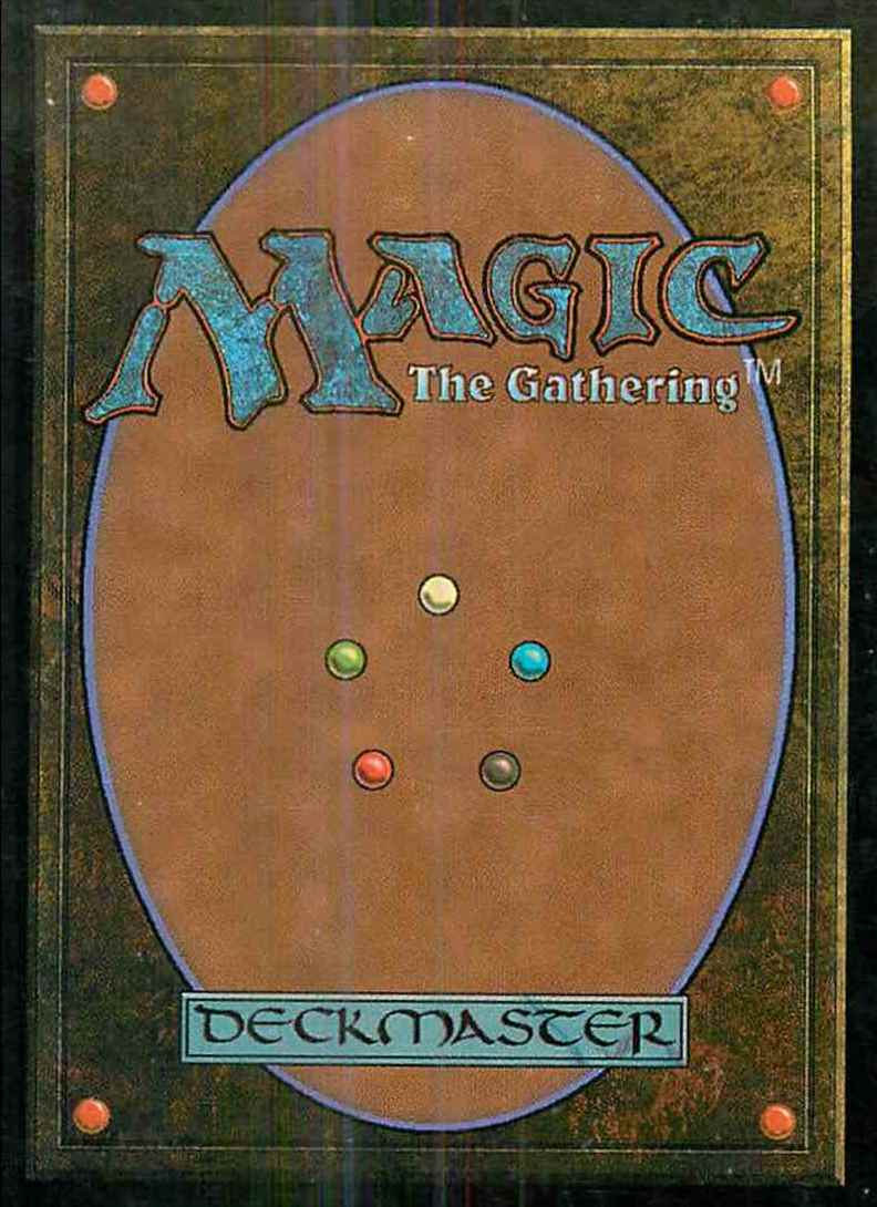 1994 Magic The Gathering Invasion Phyrexian Battleflies #114 card back image