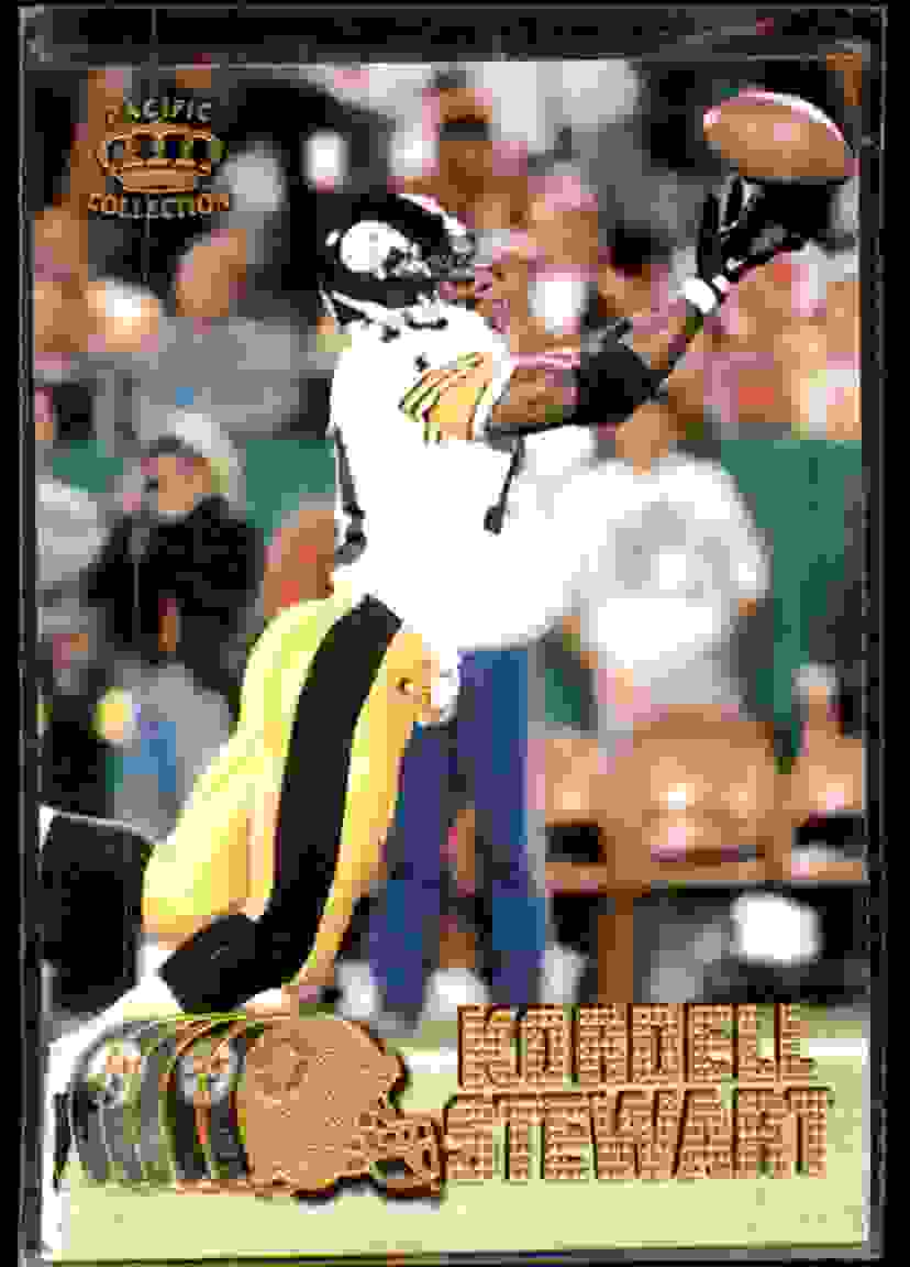 1997 Pacific Kordell Stewart #333 card front image