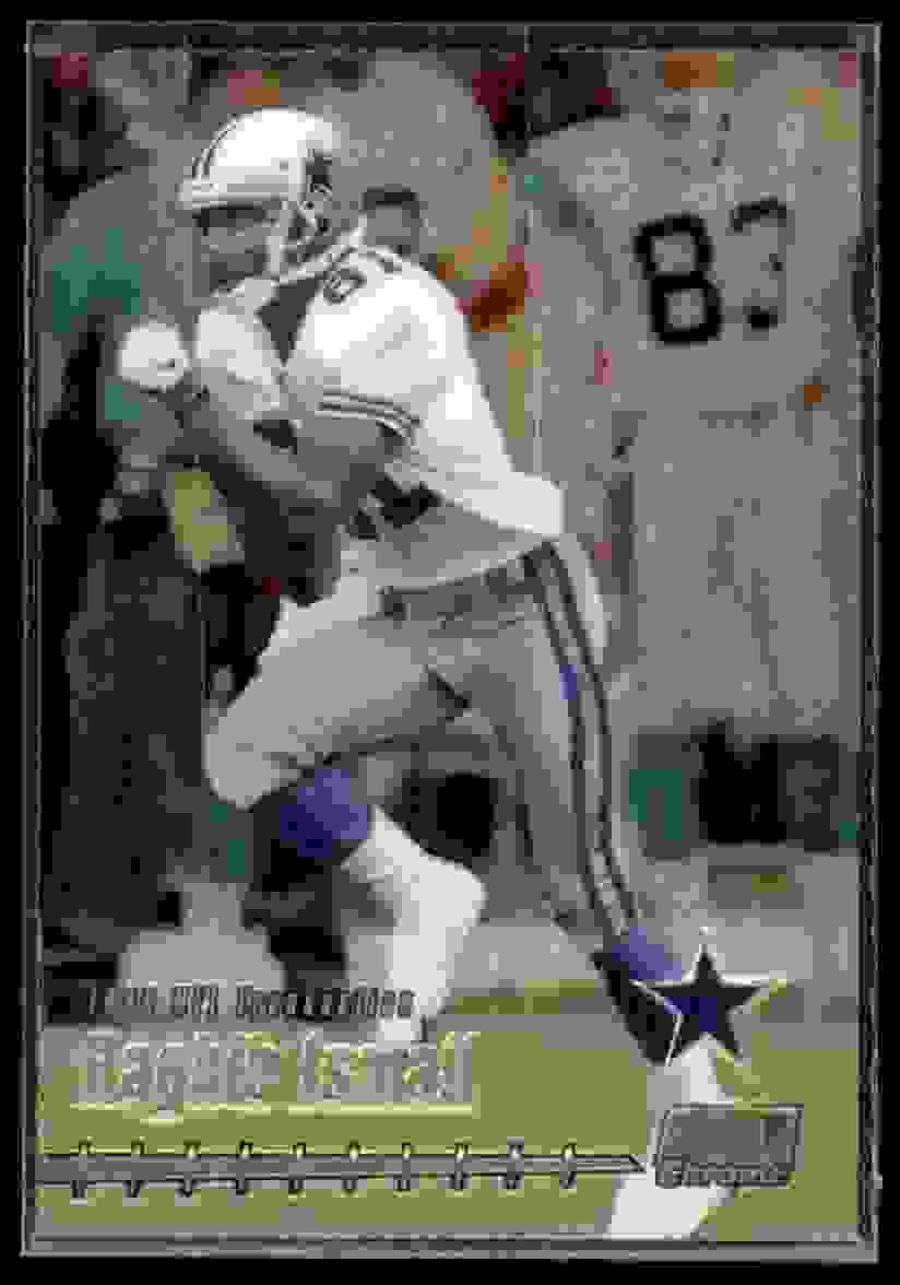1999 Stadium Club Chrome Rocket Ismail #144 card front image