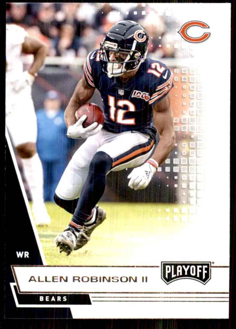2020 Playoff Allen Robinson II #170 card front image