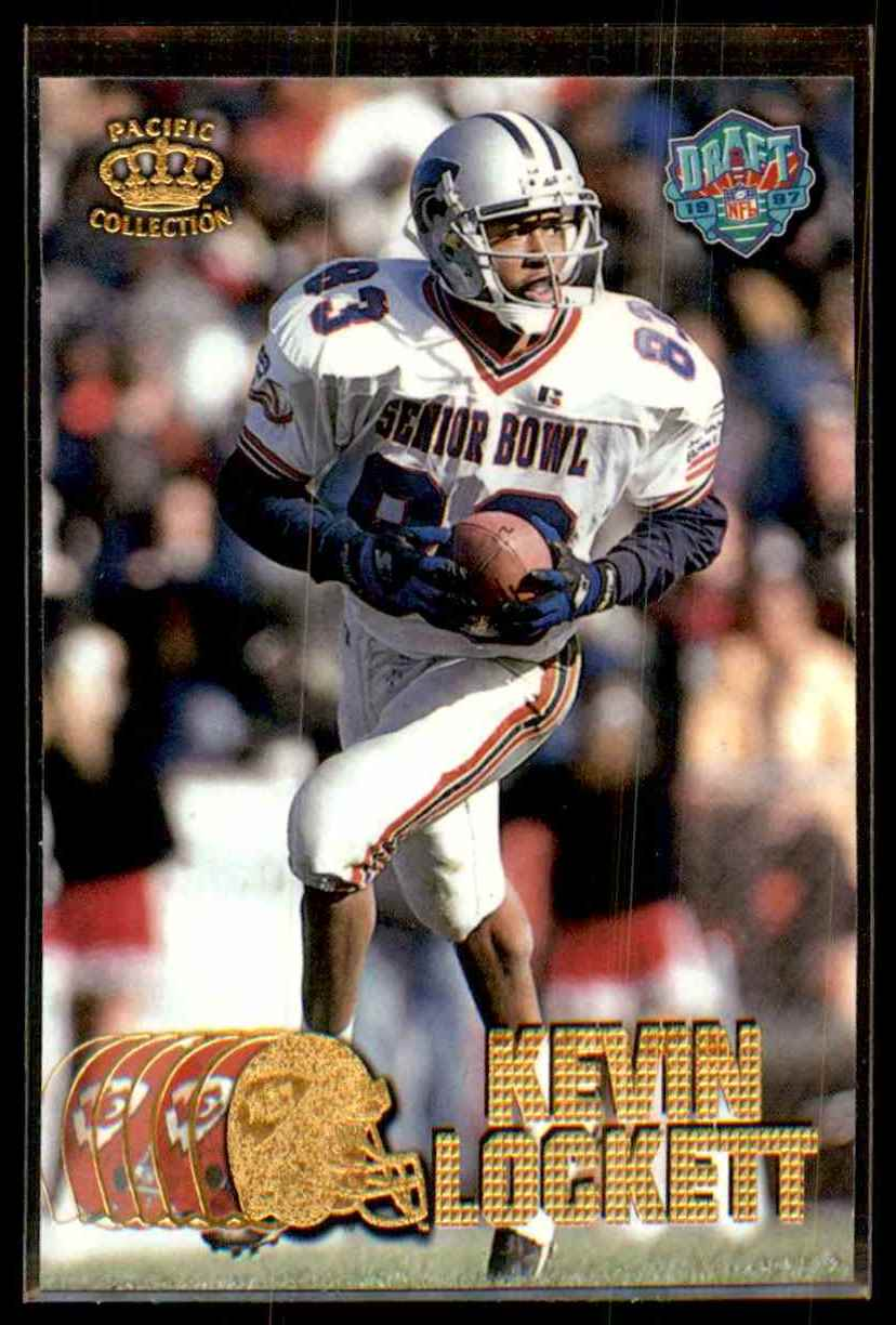 1997 Pacific Kevin Lockett #438 card front image