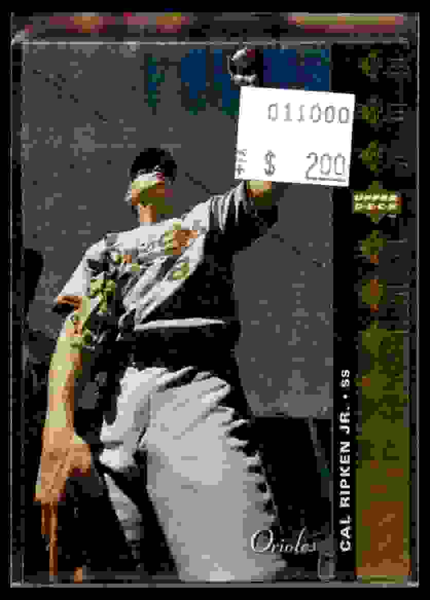 1994 SP Cal Ripken JR. #126 card front image