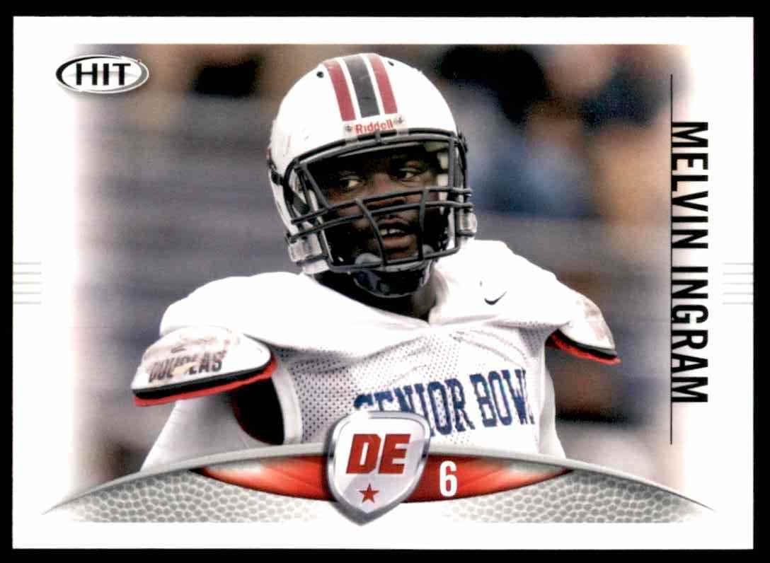 2012 Sage Hit Elvin Ingram #16 card front image