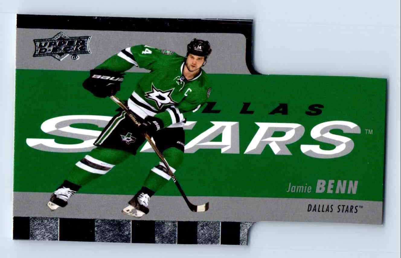 2015-16 Upper Deck Tim Hortons Jamie Benn #TH-15 card front image