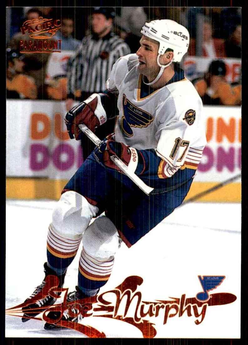 1997-98 Paramount Copper Joe Murphy #160 card front image