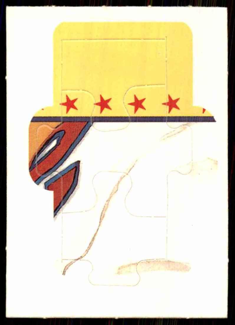 1989 Donruss Warren Spahn Puzzle Spahn Puzzle 34-36 #34 card front image