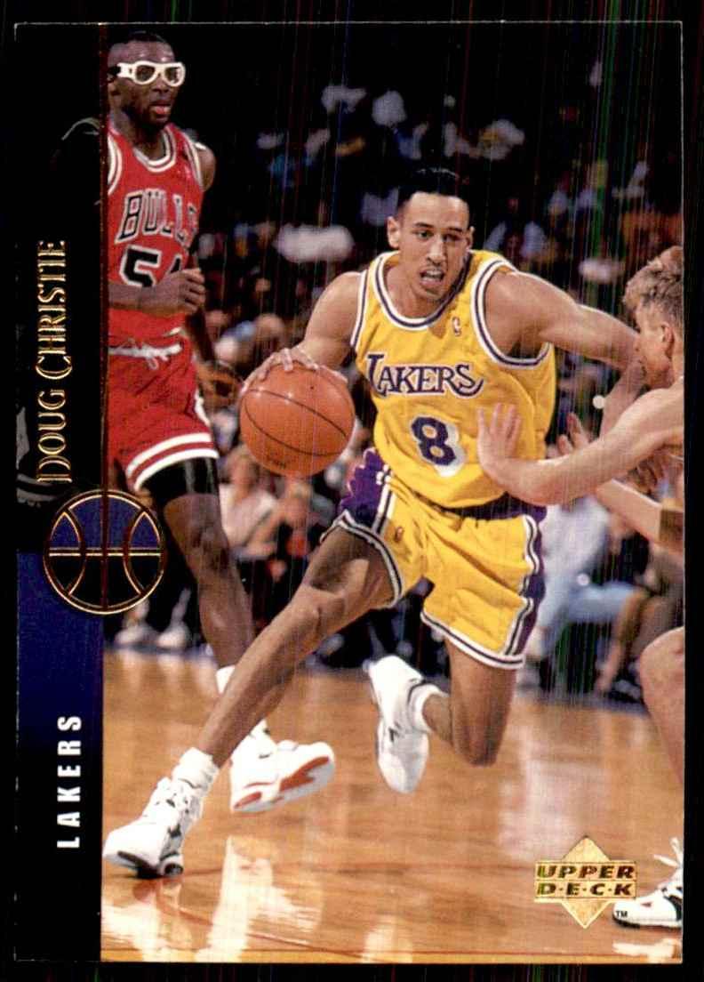 1994-95 Upper Deck Doug Christie #140 card front image