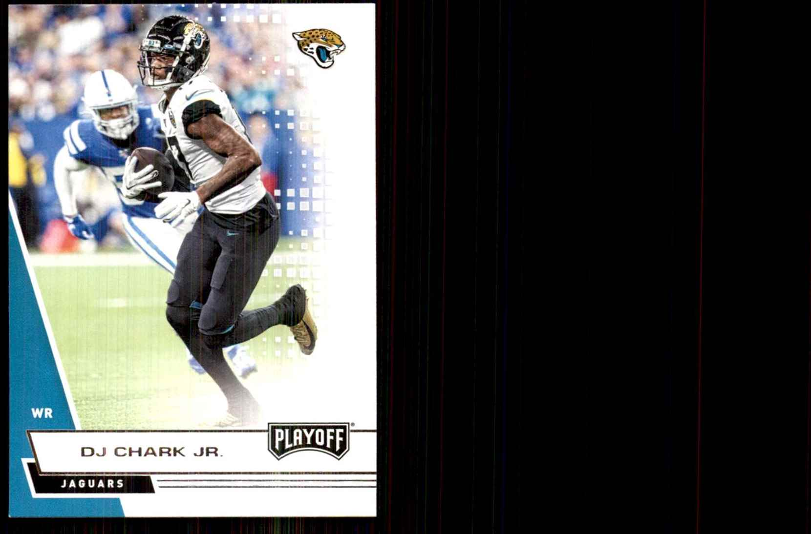 2020 Playoff D.J. Chark JR. #63 card front image