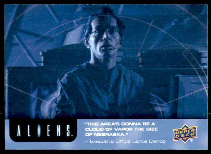 2018 Aliens We Are Not Leaving #87 card front image