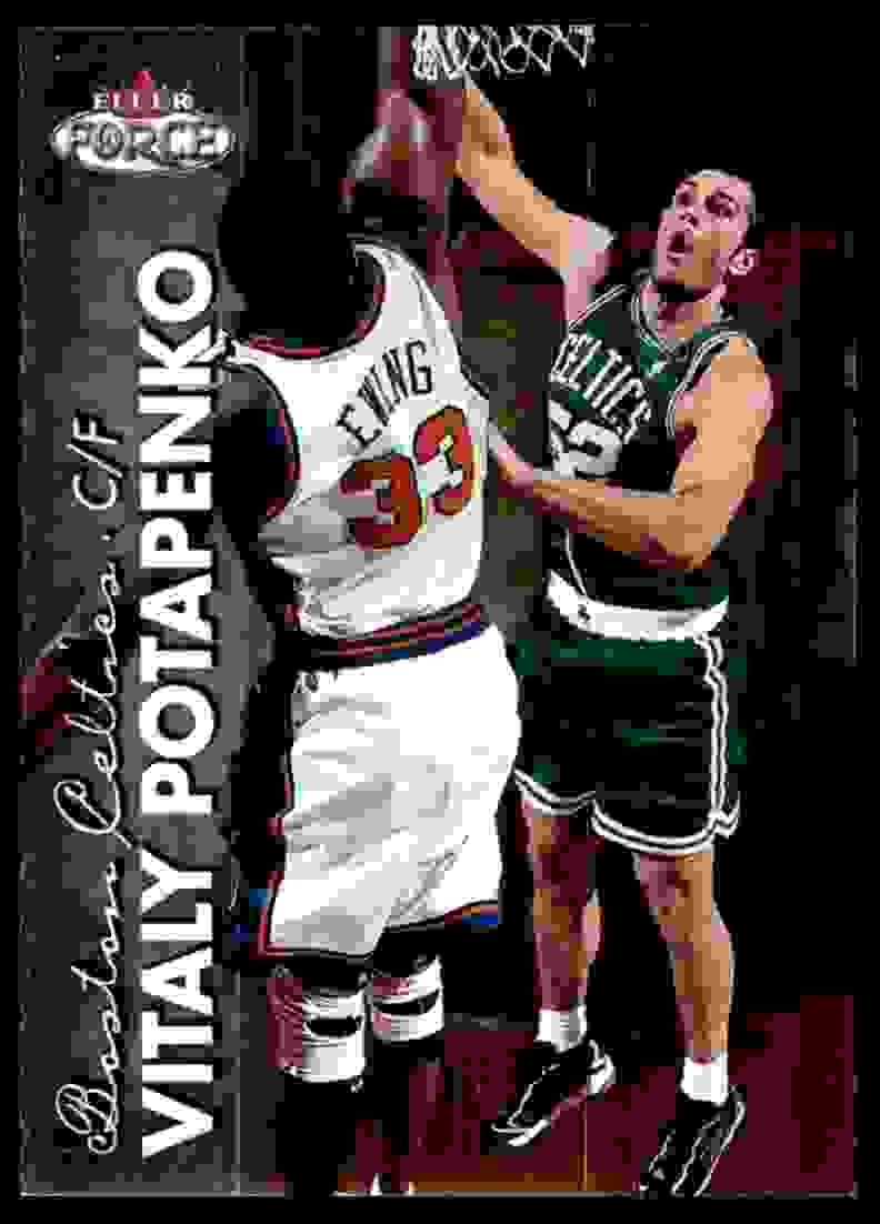 1999-00 Fleer Force Vitaly Potapenko #131 card front image