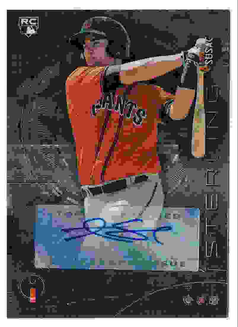 2014 Bowman Sterling Andrew Susac card front image
