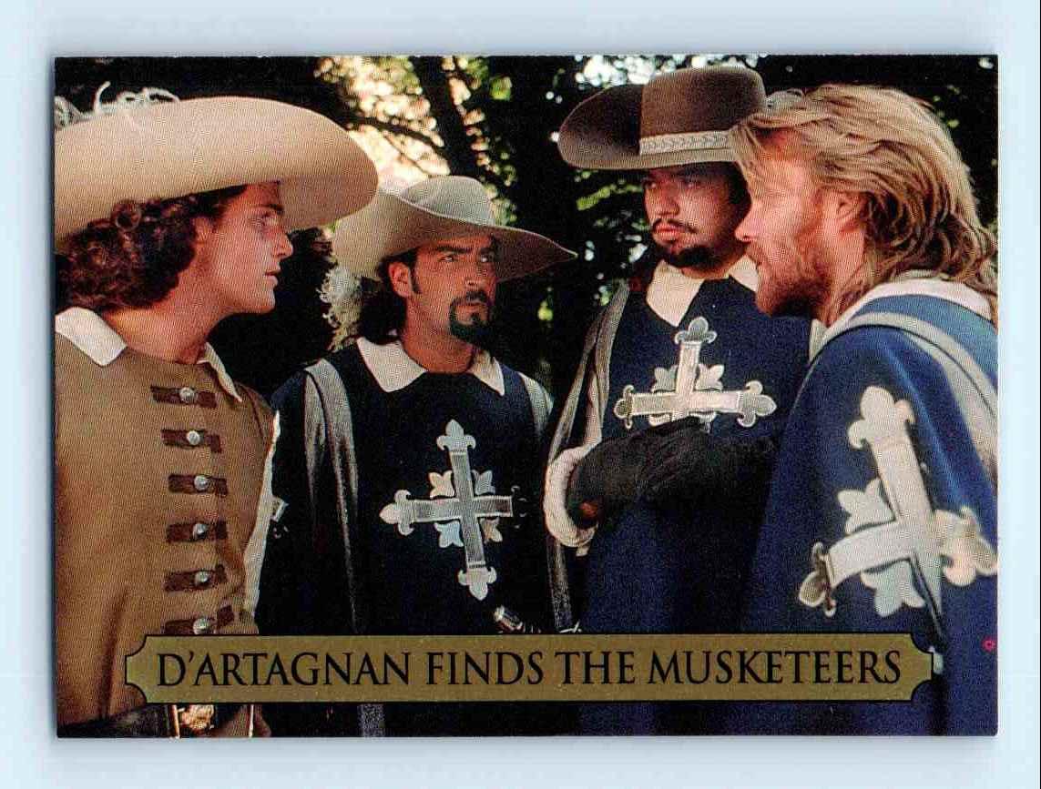 three musketeers 1993