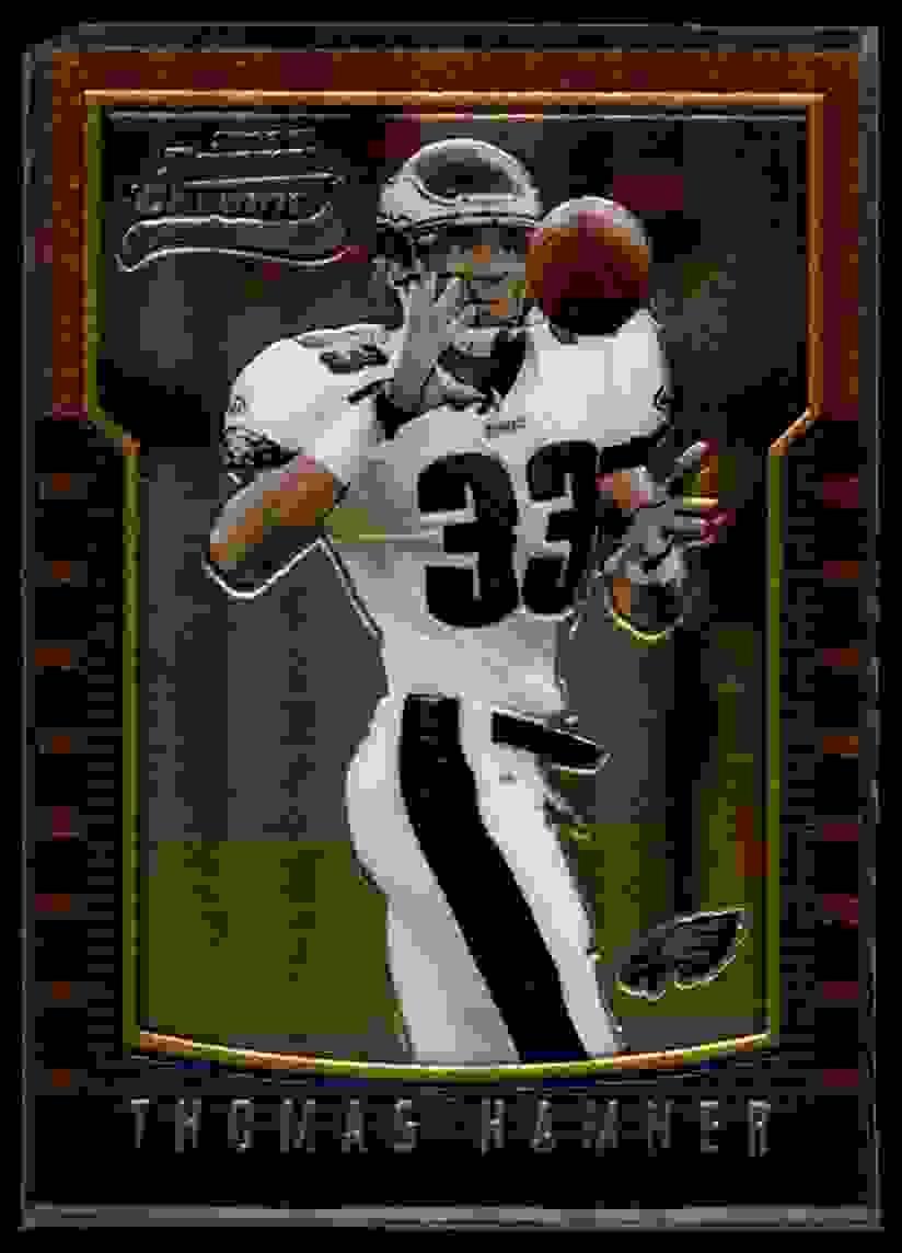 2000 Bowman Chrome Thomas Hamner #235 card front image