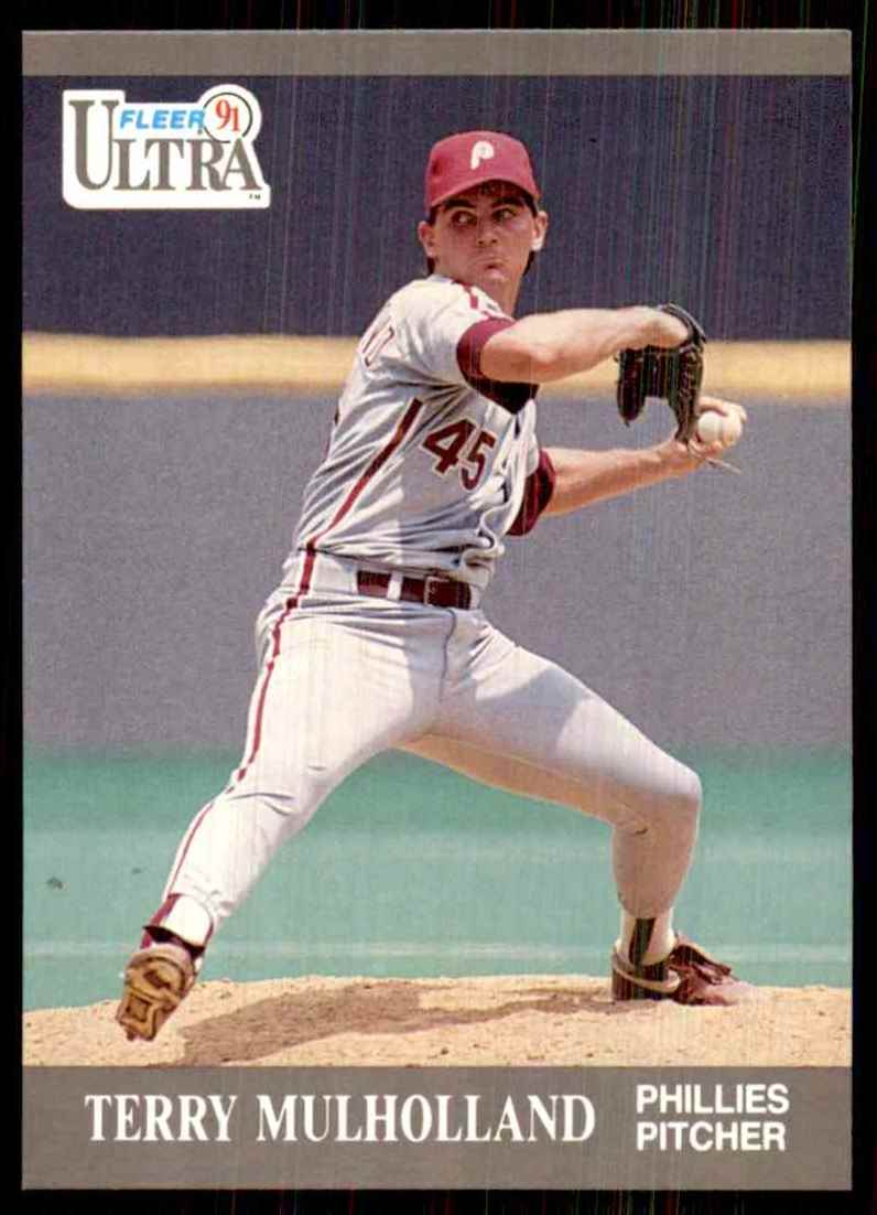 1991 Ultra Terry Mulholland #269 card front image