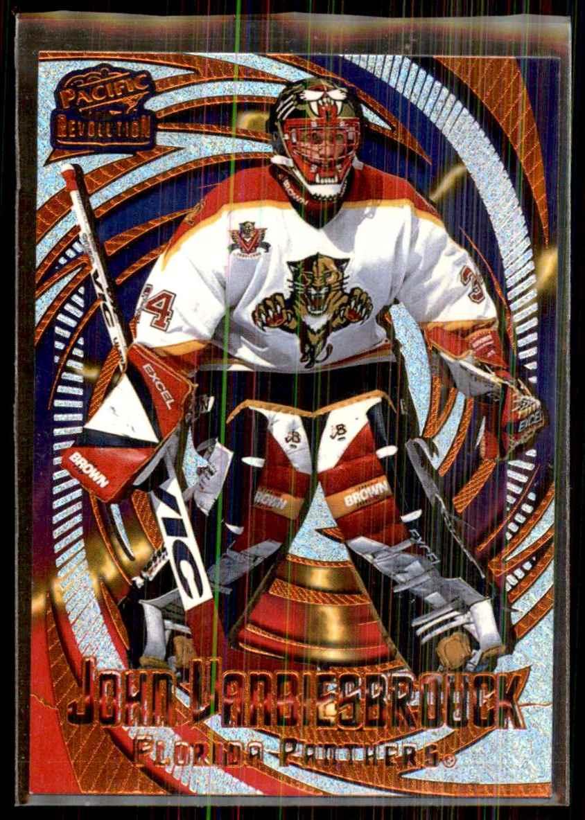 1997-98 Revolution Copper John Vanbiesbrouck #62 card front image