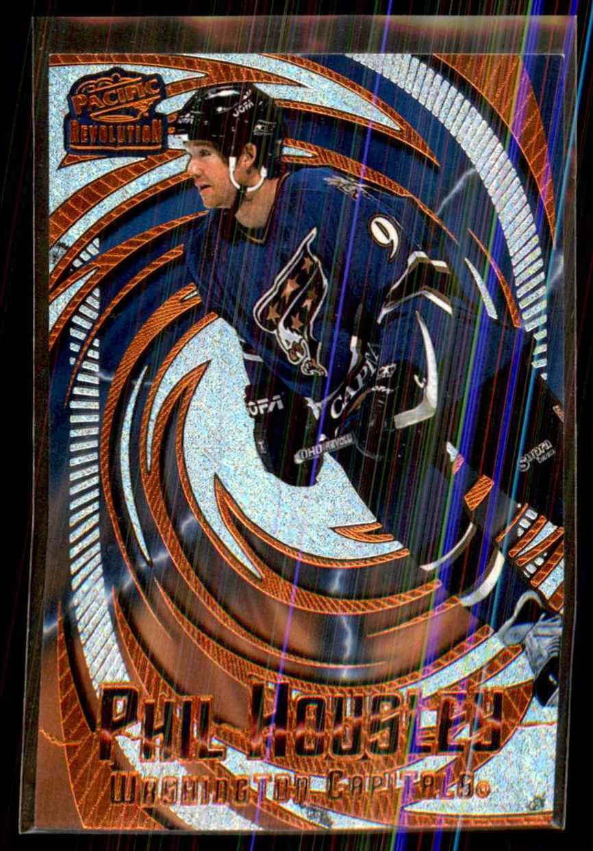 1997-98 Revolution Copper Phil Housley #146 card front image