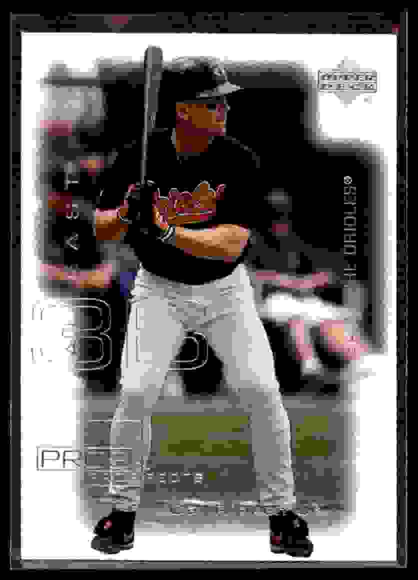 2000 Upper Deck Pros & Prospects Cal Ripken JR. #20 card front image