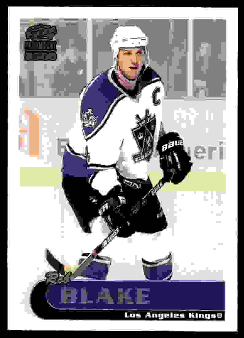 1999-00 Pacific Paramount Ice Blue Rob Blake #108 card front image