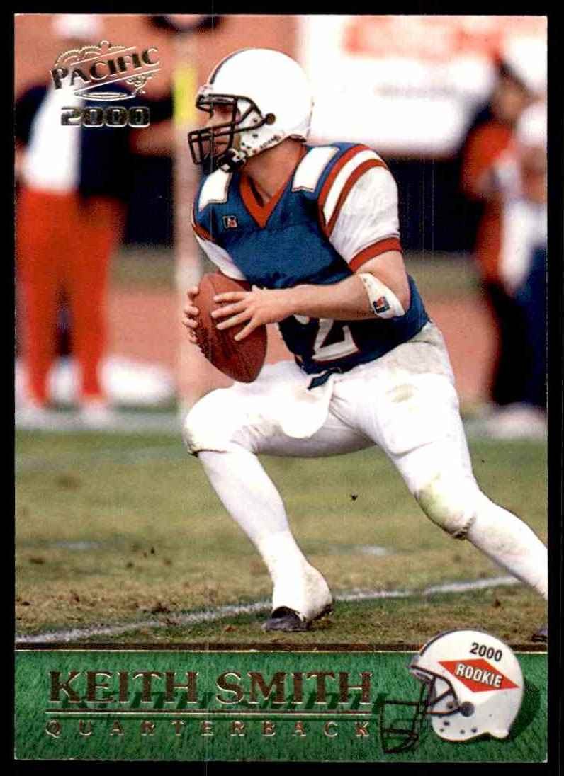 2000 Pacific Keith Smith #441 card front image