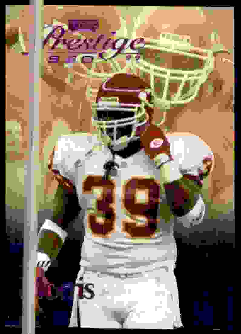 1999 Playoff Prestige Ssd Spectrum Purple Bam Morris #63 card front image