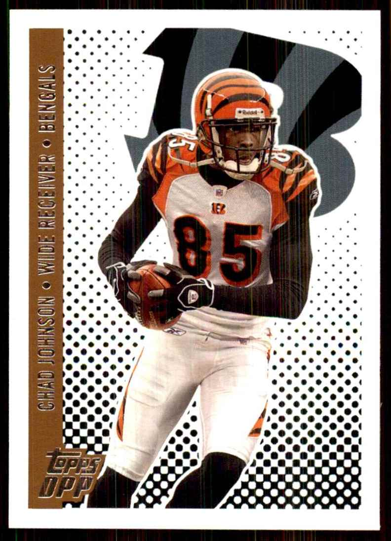 2006 Topps Draft Picks And Prospects (Dpp) Chad Johnson #53 card front image