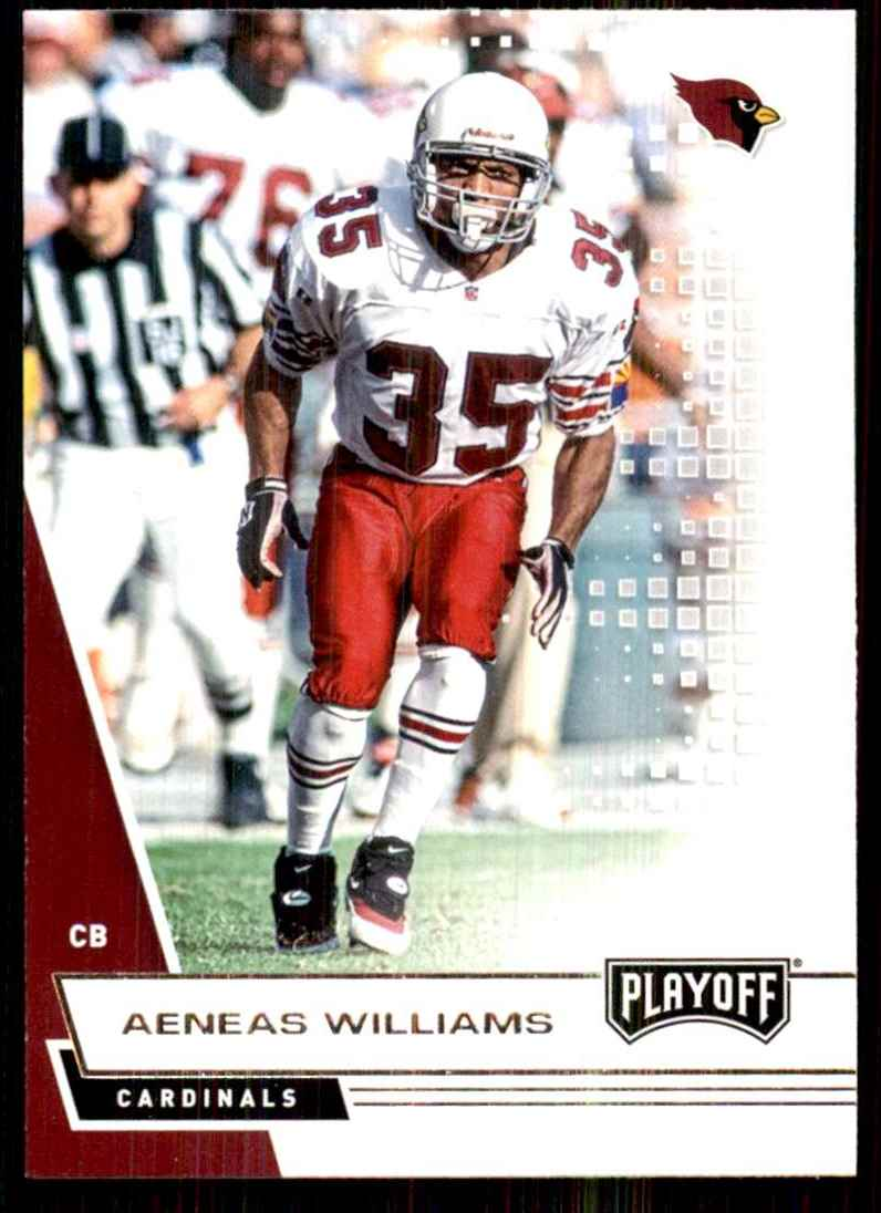 2020 Playoff Aeneas Williams #126 card front image