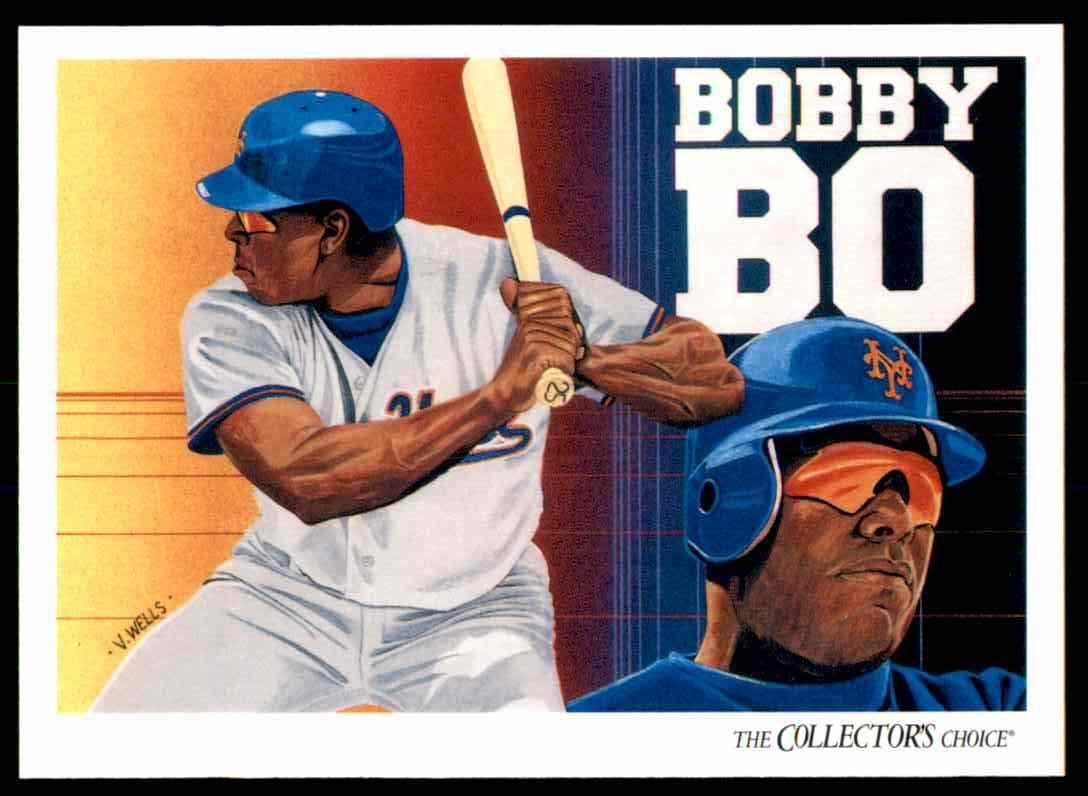 1993 Upper Deck Bobby Bonilla #826 card front image