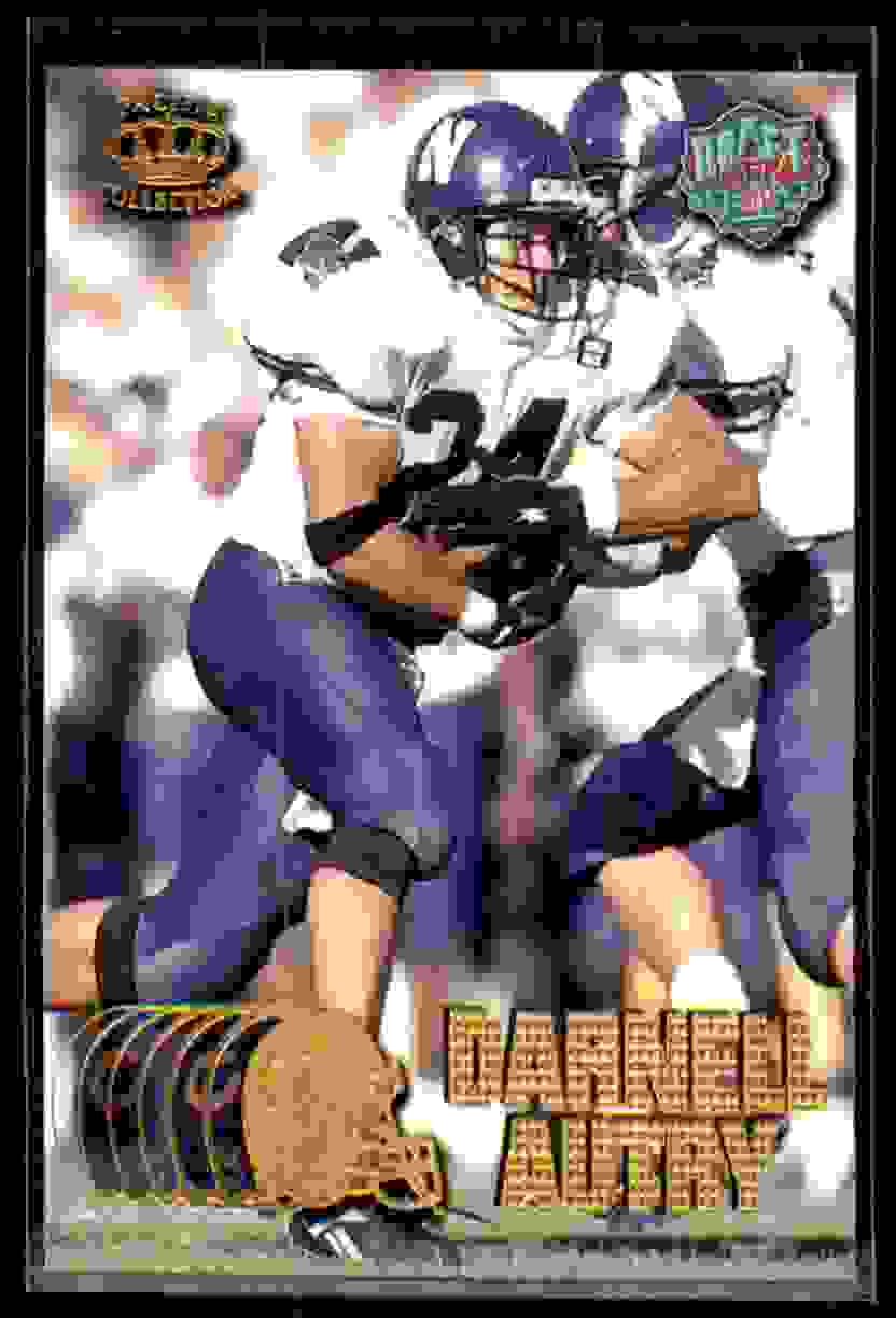 1997 Pacific Darnell Autry #422 card front image